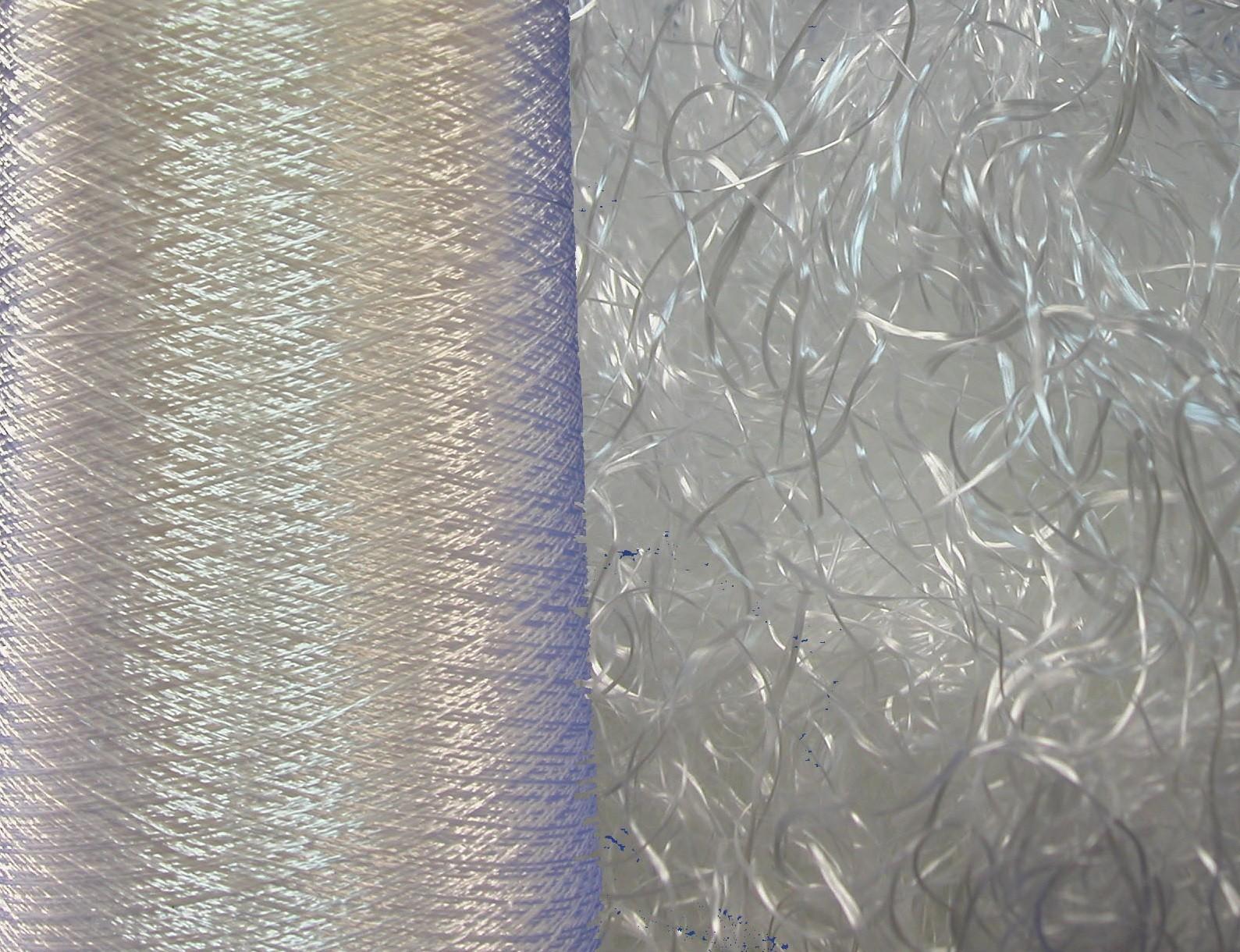 Кремнеземные волокна